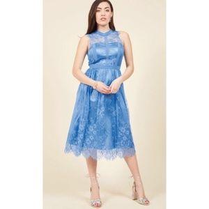 ecaec56042374 Modcloth Dresses | 1x Aline Royal Blue Dress | Poshmark